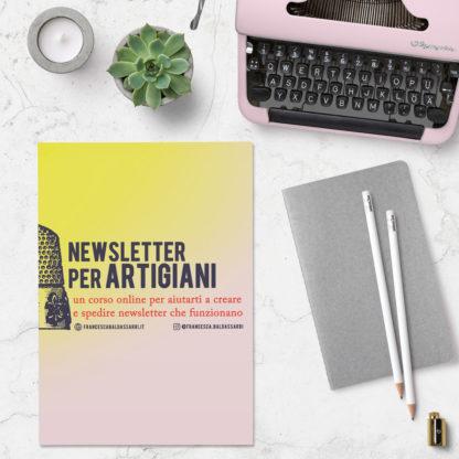 Newsletter per artigiani