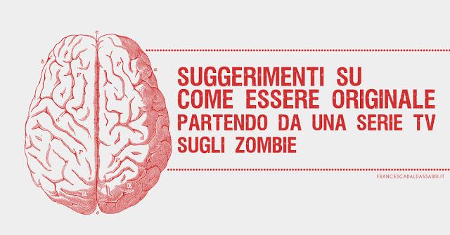 Handmade e zombie, ovvero originalità e comunicazione