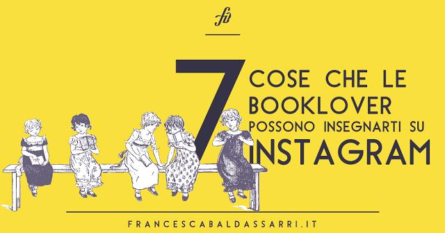 Imparare ad usare Instagram dalle booklover