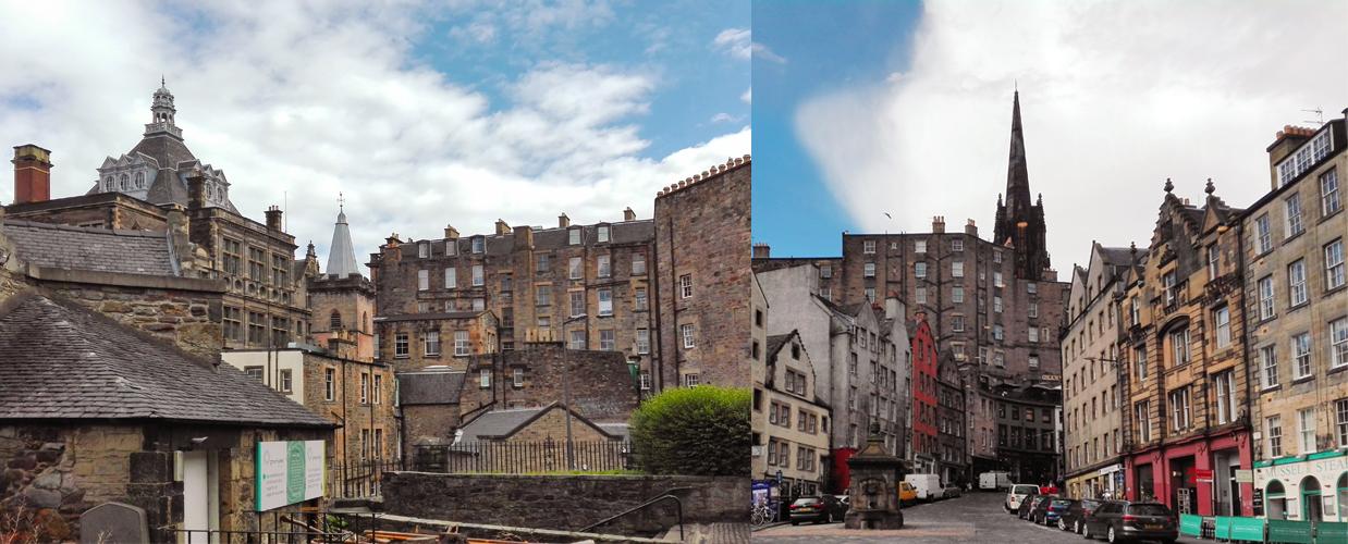 Viaggio nell'Edimburgo creativa