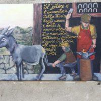 Murales - Riace (foto di Adele Murace)