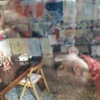 Bottega chiusa - Riace  (foto di Silvia Manzoni)