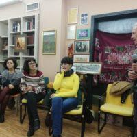 Incontro alla Fondazione Furina - Bivongi (foto di Adele Murace)